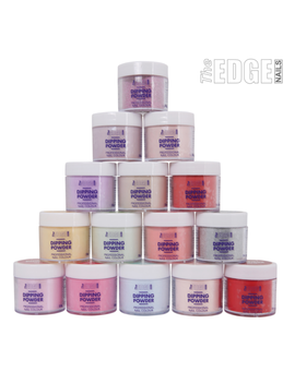 The Edge Nails 25g Quick Nails Acrylic Dipping Powder Long Lasting 15   Colours by Ebay Seller