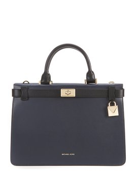 Tatiana Medium Satchel by Michael Michael Kors