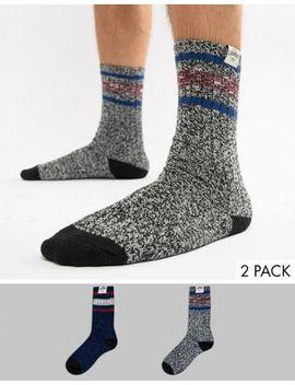 Tokyo Laundry 2 Pack Boot Socks by Socks