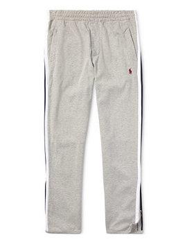 Big Boys Cotton Interlock Track Pants by Polo Ralph Lauren