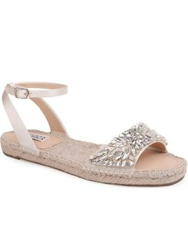 Satine Espadrille Sandal by Badgley Mischka