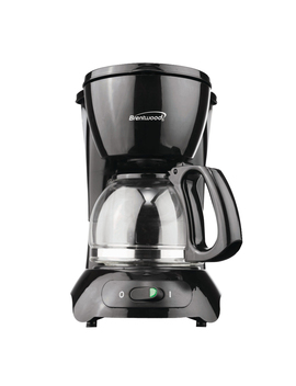 Brentwood 97094441 M 4 Cup Coffee Maker   Black Brentwood 97094441 M 4 Cup Coffee Maker   Black by Sears