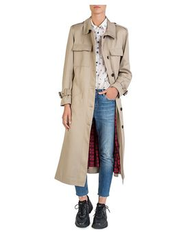Long Trench Coat by The Kooples