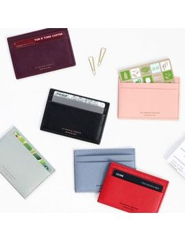 "Iswas   ""Iconic"" Series Card Holder by Iswas"