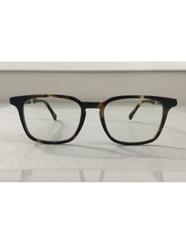 Felix Gray Nash Eyeglasses In Whiskey Tortoise 49 17 140mm Brand New by Felix Gray