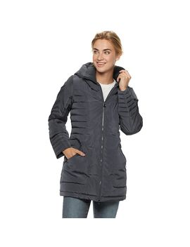 Women's Zero Xposur Jeanine Hooded Heavyweight Jacket by Kohl's