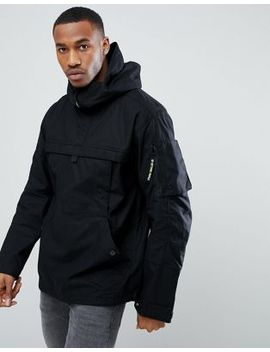G Star Rackam Large Neon Logo Anorak by G Star
