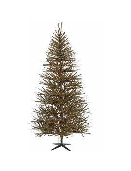 Vickerman 7' Vienna Twig Artificial Christmas Tree, Unlit by Vickerman