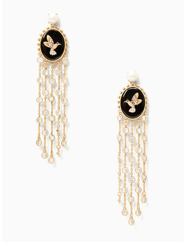 Grandma's Closet Statement Earrings by Kate Spade