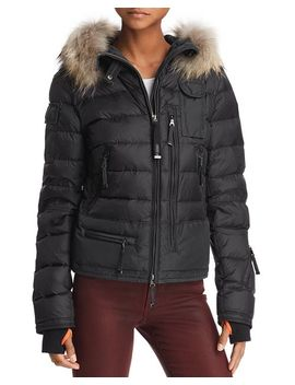 Skimaster Short Down Coat   100 Percents Exclusive by Parajumpers