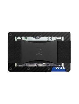 Carbon Fiber Wallet + Cash Plate by Ridge Wallet