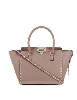 Rockstud Small Tote by Valentino