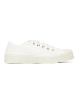 White Special Low Ws Sneakers by Spalwart