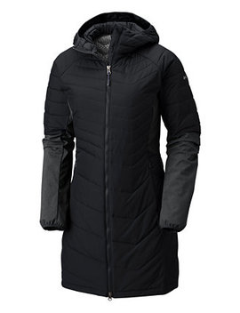 Oyanta Trail™ Long Hybrid Coat by Columbia