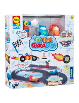 Alex Toys Rub A Dub Tub Time Grand Prix by Alex Toys