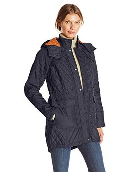 Vince Camuto Women's Quilted Jacket by Vince+Camuto
