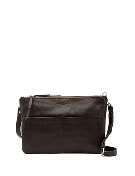 Providence Stitched Leather Crossbody Bag by Liebeskind Berlin