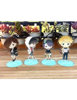 Character Acrylic Standees by Etsy
