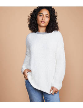 Lou &Amp; Grey Fuzzy Sweater by Loft