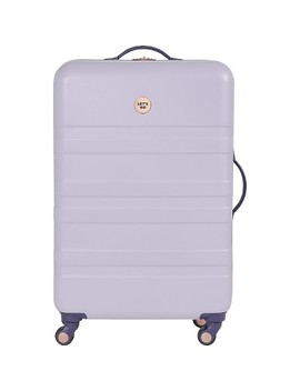 "Design Love Fest 28"" Hardside Suitcase   Lavender by Designlovefest"