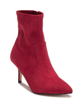 Adia Stiletto Ankle Boot by Marc Fisher