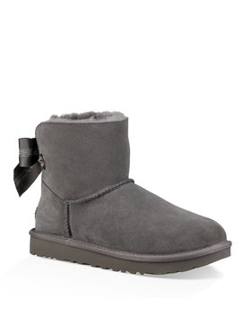 Ugg® Custom Bailey Bow Mini Booties by Ugg