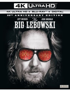 Ay/Blu Ray] [1998] by The Big Lebowski [Includes Digital Copy] [4 K Ultra Hd Bl
