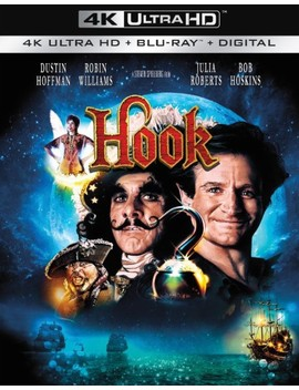 Ay/Blu Ray] [1991] by Hook [Includes Digital Copy] [4 K Ultra Hd Bl