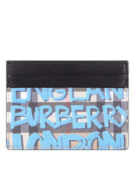 Grafitti Cardholder by Burberry