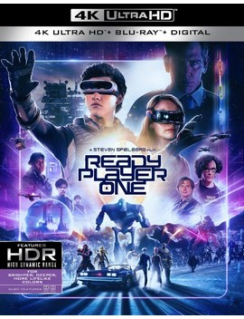 Ay/Blu Ray] [2018] by Ready Player One [Includes Digital Copy] [4 K Ultra Hd Bl