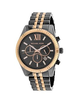 Michael Kors Men's Lexington Chronograph Quartz Watch Mk8561 by Michael Kors