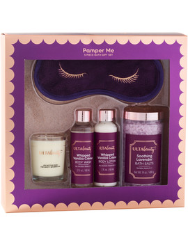 Pamper Me 5 Piece Bath Gift Set by Ulta