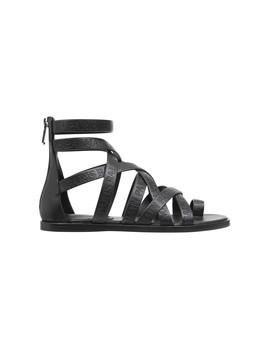 Claire Multi Strap Flat Sandal by Balmain