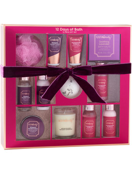 12 Days Of Bath 12 Piece Bath Gift Set by Ulta