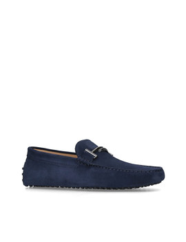 Double T Driving Shoes by Tod's