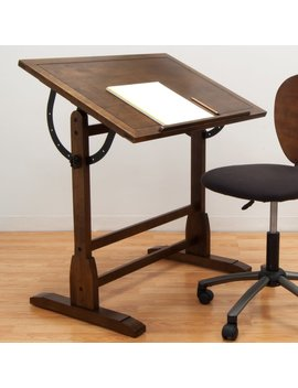 Studio Designs Vintage Drafting Table & Reviews by Studio Designs