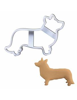 Cardigan Welsh Corgi Cookie Cutter, 1 Pc, Ideal Gift For Dog Lovers by Bespoked Curations