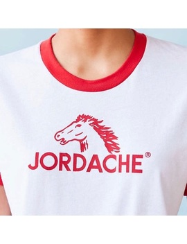 Classic Jordache Horse Logo Ringer Tee by Urban Outfitters