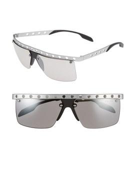 'machine' 62mm Metal Sunglasses by Prada