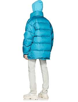 Down Quilted Oversized Puffer Coat by Balenciaga