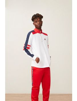 Alastair 1/4 Zip Sweatshirt by Fila