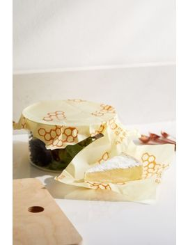 Bee's Wrap Food Wrap 3 Pack by Urban Outfitters
