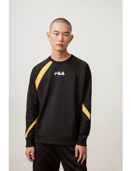 Link Textured Crew by Fila