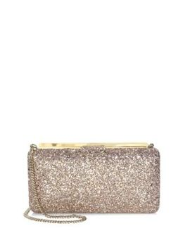 Ellipse Sao Clutch by Jimmy Choo