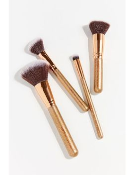 Luxie Luminous Face 4 Piece Brush Set by Luxie