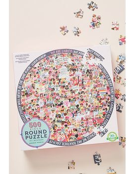 Women's March Puzzle by Anthropologie