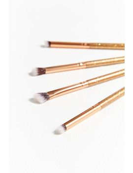 Luxie Luminous Eye 4 Piece Brush Set by Luxie