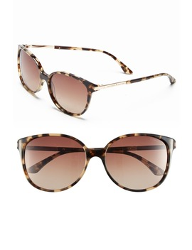 'shawna' 56mm Polarized Sunglasses by Kate Spade New York