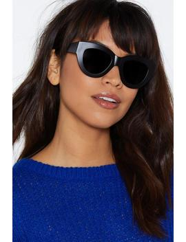 As Thick As Thieves Shades by Nasty Gal