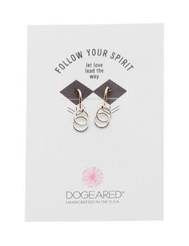 Let Love Lead The Way Dangle Earrings by Dogeared